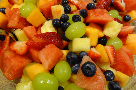 healthy fruit baskets fruit salad healthy