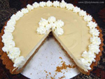 My Awesome Healthy Recipe for Eggnog Pie