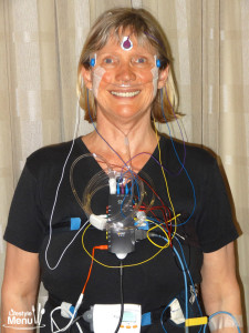 how to pass a home sleep study