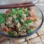 One of My Favorite Chicken Quinoa Recipes-Just Like Fried Rice But Healthier