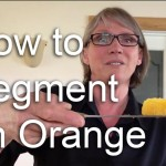 How to segment an orange in 3 easy steps