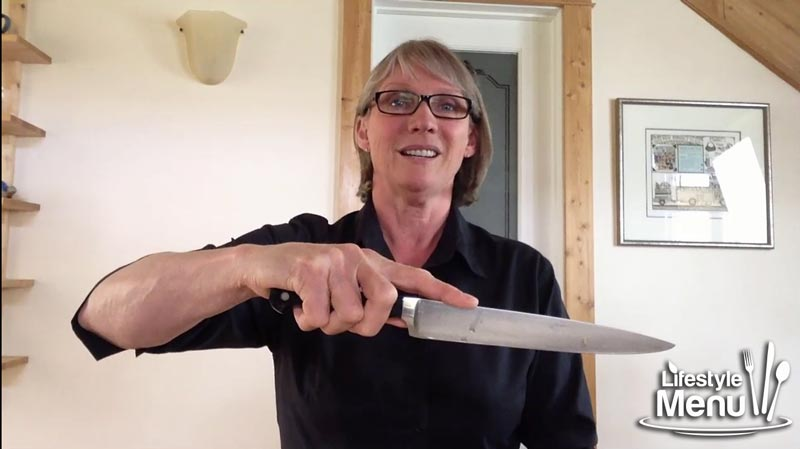 how to use a chefs knife - screenshot  3