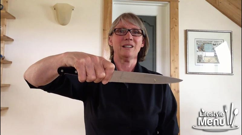 how to use a chefs knife - screenshot  5