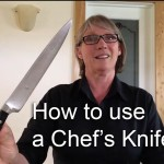 Knife Skills 101: How to use a Chef's Knife at Home